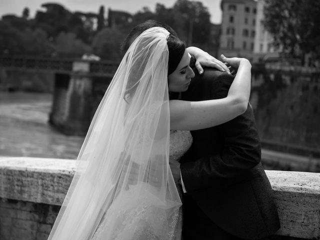Il matrimonio di Francesco e Alessia a Roma, Roma 88