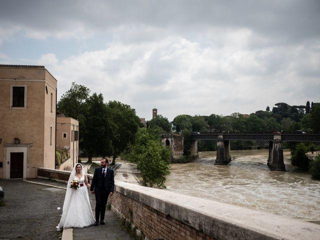Il matrimonio di Francesco e Alessia a Roma, Roma 90