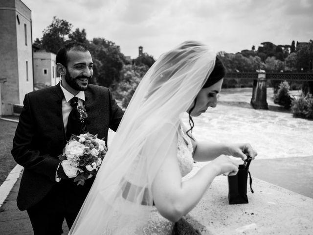 Il matrimonio di Francesco e Alessia a Roma, Roma 91