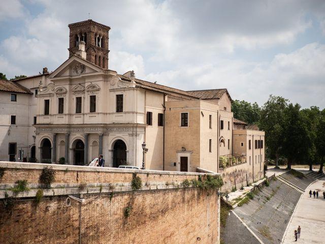 Il matrimonio di Francesco e Alessia a Roma, Roma 93