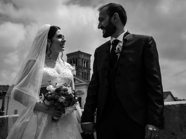 Il matrimonio di Francesco e Alessia a Roma, Roma 94