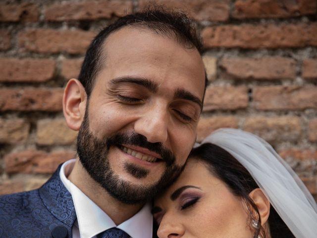 Il matrimonio di Francesco e Alessia a Roma, Roma 96