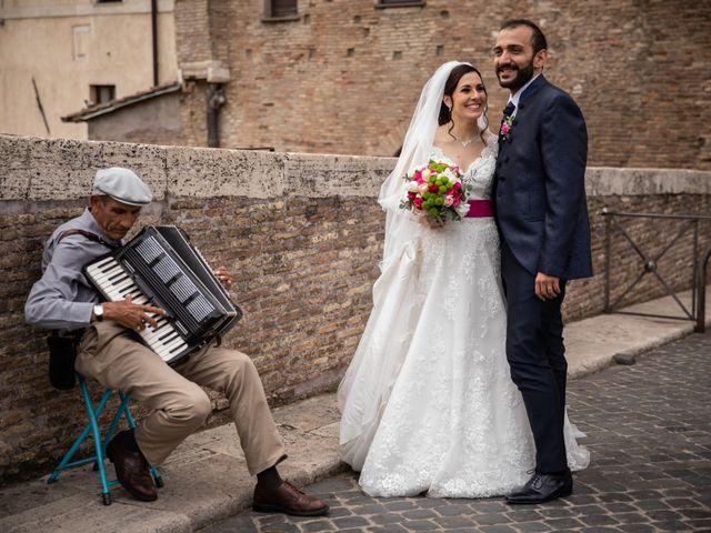Il matrimonio di Francesco e Alessia a Roma, Roma 97