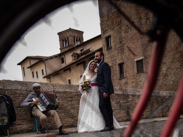Il matrimonio di Francesco e Alessia a Roma, Roma 98