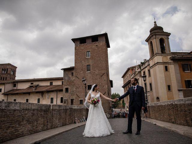 Il matrimonio di Francesco e Alessia a Roma, Roma 99