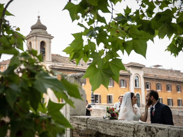 Il matrimonio di Francesco e Alessia a Roma, Roma 100