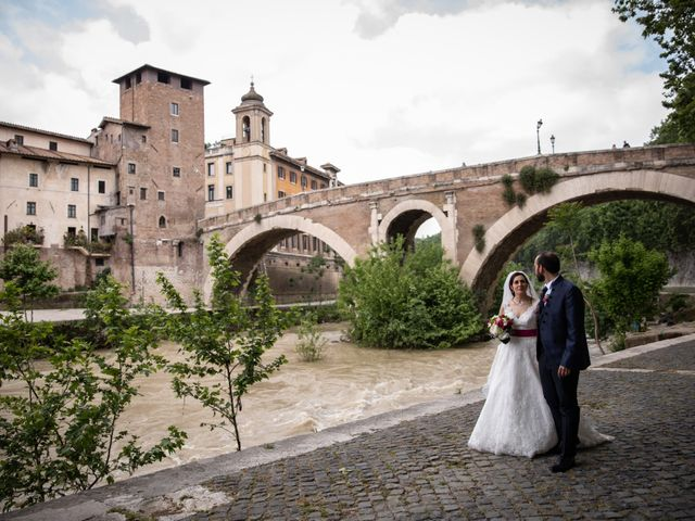 Il matrimonio di Francesco e Alessia a Roma, Roma 102