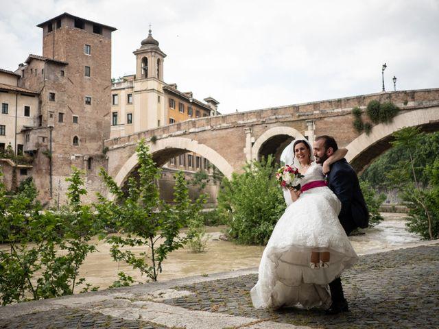 Il matrimonio di Francesco e Alessia a Roma, Roma 103