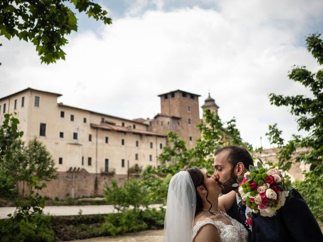 Il matrimonio di Francesco e Alessia a Roma, Roma 106