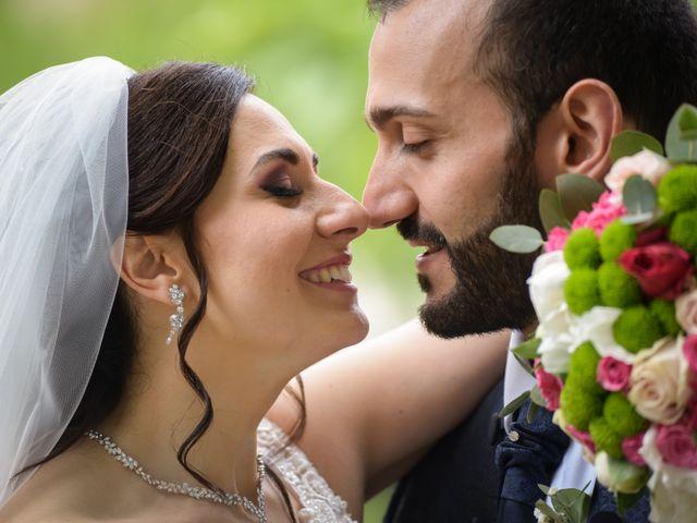 Il matrimonio di Francesco e Alessia a Roma, Roma 107