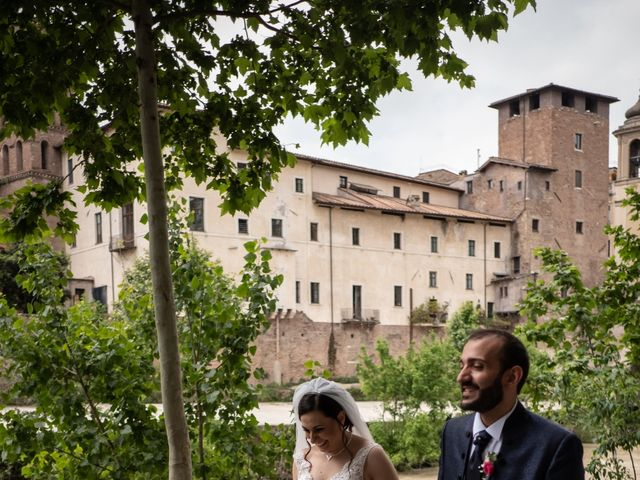 Il matrimonio di Francesco e Alessia a Roma, Roma 108