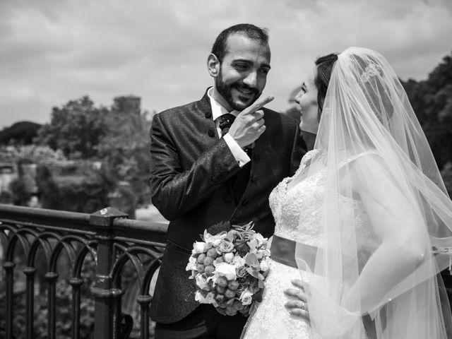 Il matrimonio di Francesco e Alessia a Roma, Roma 110