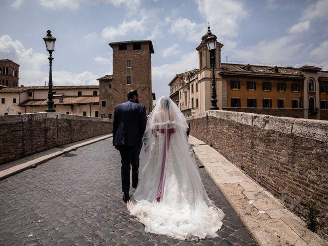 Il matrimonio di Francesco e Alessia a Roma, Roma 2