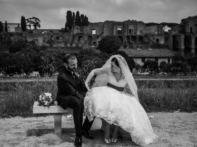 Il matrimonio di Francesco e Alessia a Roma, Roma 113
