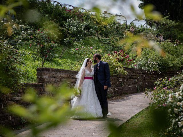 Il matrimonio di Francesco e Alessia a Roma, Roma 119