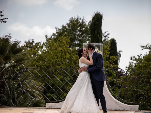 Il matrimonio di Francesco e Alessia a Roma, Roma 125
