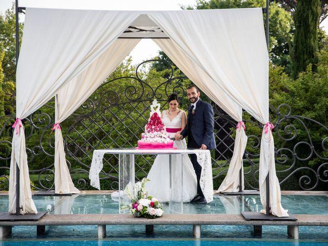 Il matrimonio di Francesco e Alessia a Roma, Roma 138