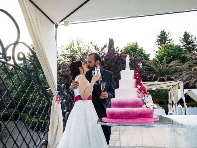 Il matrimonio di Francesco e Alessia a Roma, Roma 139