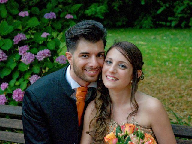 Il matrimonio di Rocco e Federica a San Colombano al Lambro, Milano 1