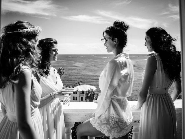 Il matrimonio di Davide e Jessica a Santa Margherita Ligure, Genova 4