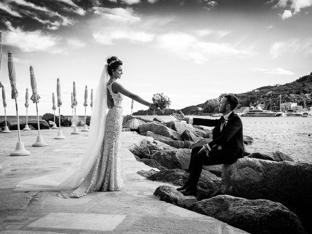 Il matrimonio di Davide e Jessica a Santa Margherita Ligure, Genova 10