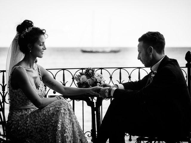 Il matrimonio di Davide e Jessica a Santa Margherita Ligure, Genova 11