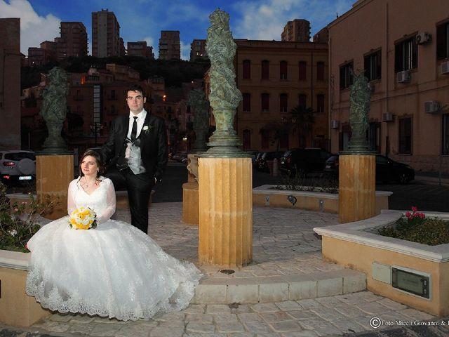 Il matrimonio di Angelo e Priscilla a Porto Empedocle, Agrigento 1
