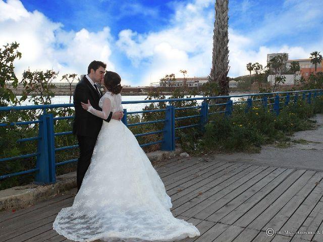 Il matrimonio di Angelo e Priscilla a Porto Empedocle, Agrigento 2