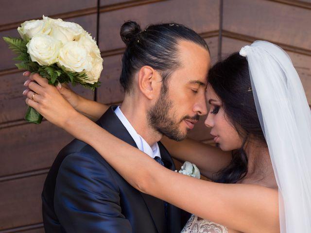 Le nozze di Rosita e Stefano