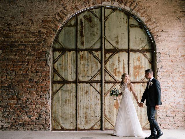 Il matrimonio di Matteo e Martina a Piove di Sacco, Padova 1