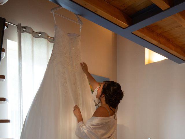 Il matrimonio di Andrea e Lucia a Imbersago, Lecco 4