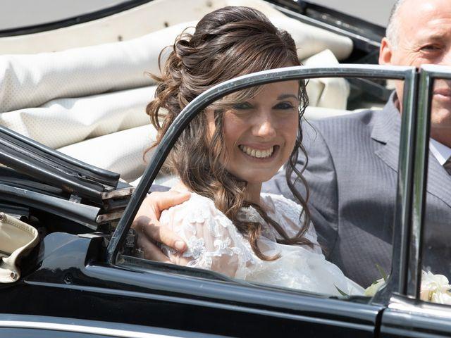 Il matrimonio di Andrea e Lucia a Imbersago, Lecco 17