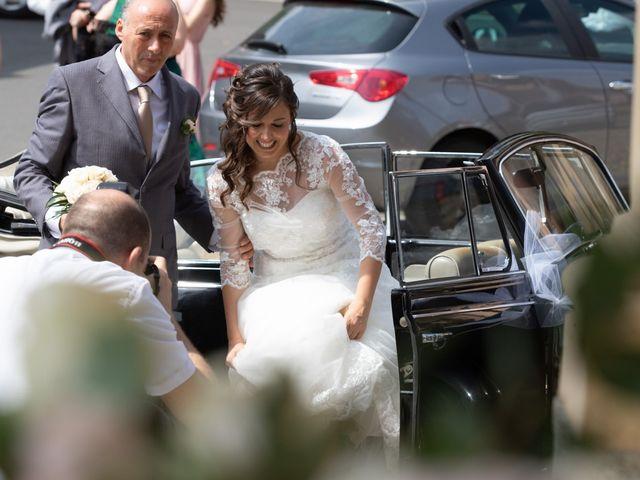 Il matrimonio di Andrea e Lucia a Imbersago, Lecco 18