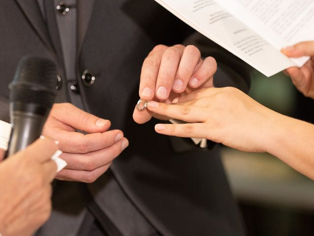 Il matrimonio di Andrea e Lucia a Imbersago, Lecco 19
