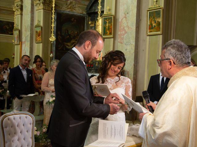 Il matrimonio di Andrea e Lucia a Imbersago, Lecco 20