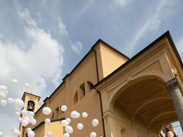 Il matrimonio di Andrea e Lucia a Imbersago, Lecco 23