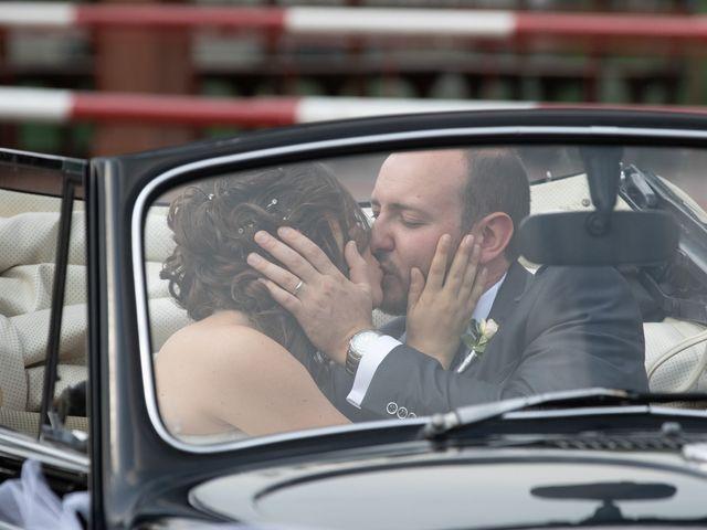 Il matrimonio di Andrea e Lucia a Imbersago, Lecco 24
