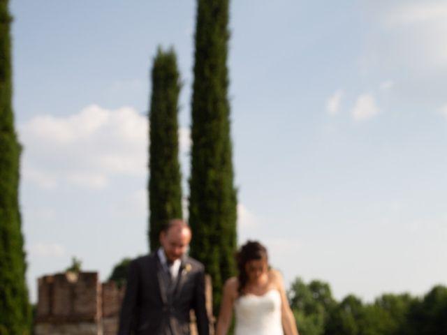 Il matrimonio di Andrea e Lucia a Imbersago, Lecco 25