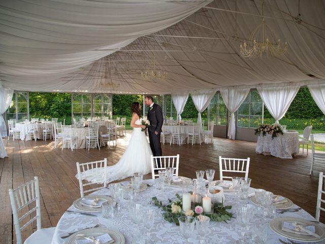 Il matrimonio di Andrea e Lucia a Imbersago, Lecco 27