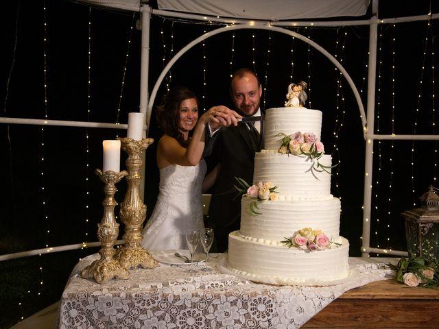 Il matrimonio di Andrea e Lucia a Imbersago, Lecco 33