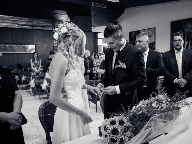 Il matrimonio di Gabriele e Giulia a Carrara, Massa Carrara 21