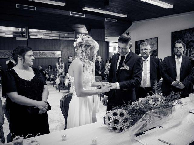 Il matrimonio di Gabriele e Giulia a Carrara, Massa Carrara 22