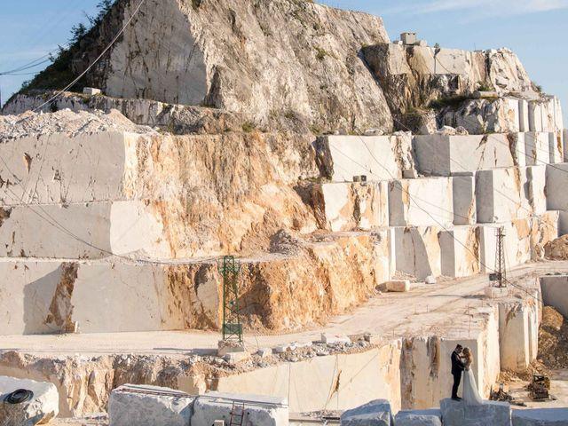 Il matrimonio di Gabriele e Giulia a Carrara, Massa Carrara 1