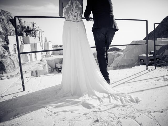 Il matrimonio di Gabriele e Giulia a Carrara, Massa Carrara 77