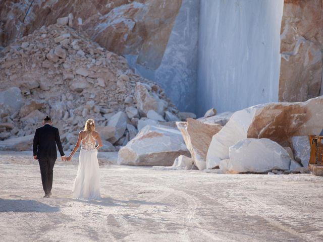 Il matrimonio di Gabriele e Giulia a Carrara, Massa Carrara 79