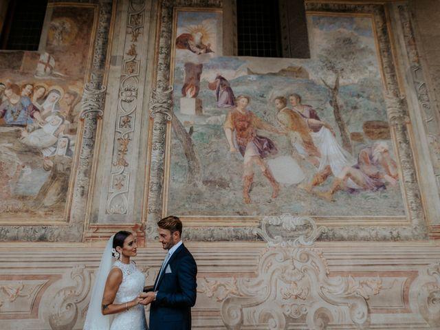 Le nozze di Agnese e Cesario