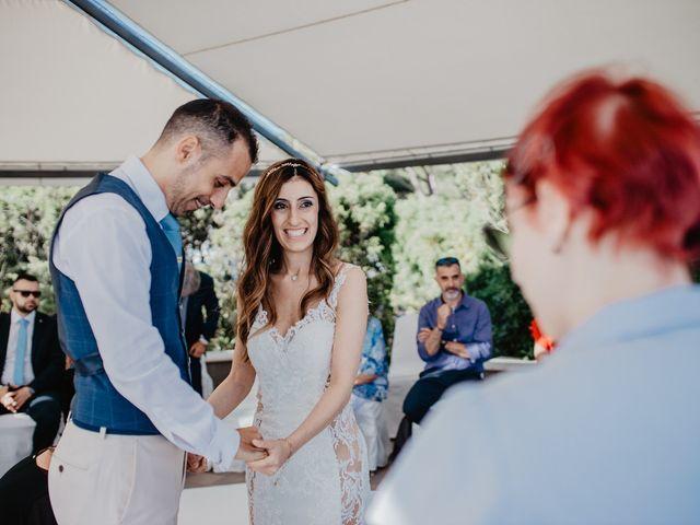 Il matrimonio di Daniele e Consuelo a Castiglione della Pescaia, Grosseto 20