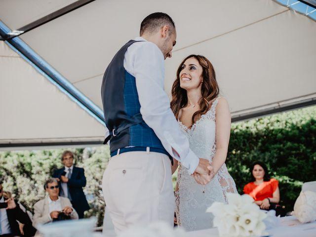 Il matrimonio di Daniele e Consuelo a Castiglione della Pescaia, Grosseto 21
