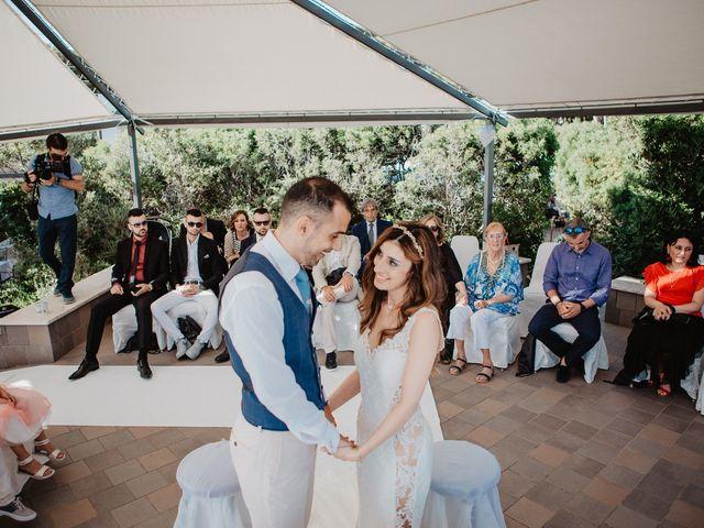 Il matrimonio di Daniele e Consuelo a Castiglione della Pescaia, Grosseto 23