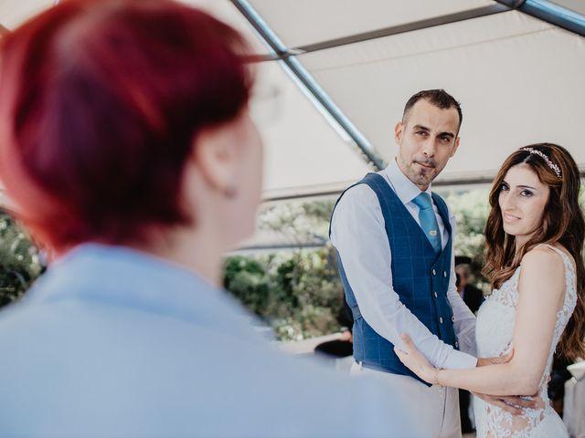 Il matrimonio di Daniele e Consuelo a Castiglione della Pescaia, Grosseto 25